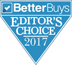 Better Buys Editor's Choice Award 2017