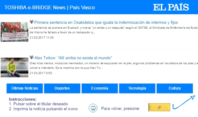 e-BRIDGE News