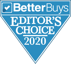 BetterBuys Editor's Choice 2020 - TOSHIBA